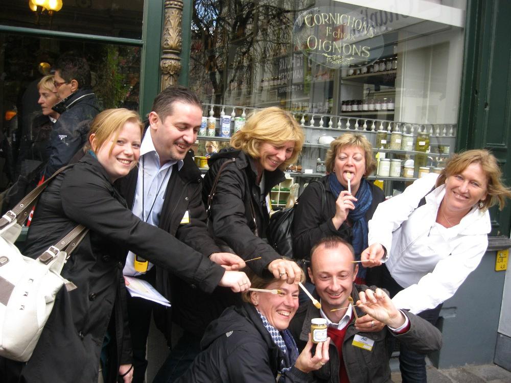 teambuildingsdag Gent