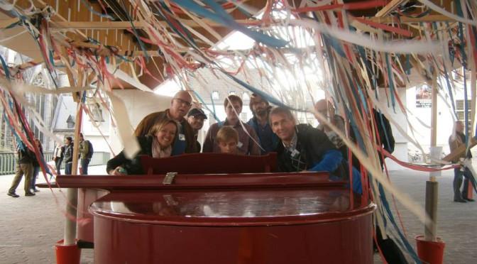 Teambuilding Lost in Gent