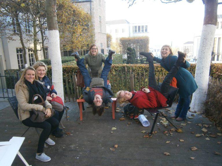 Teambuilding Brussel Lost