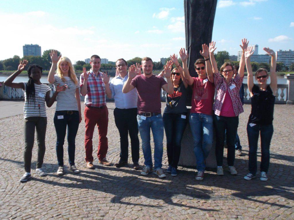 Teambuilding Antwerpen