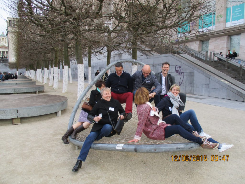 teambuilding Brussel