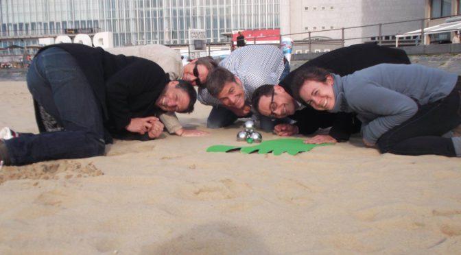 ecologische teambuilding Oostende