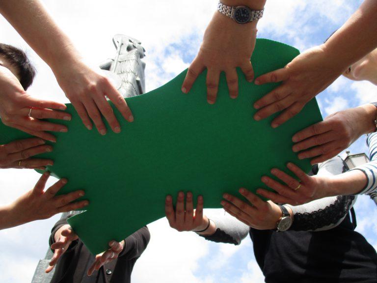 ecologische teambuilding